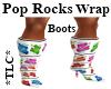 *TLC*PopRocks Wrap Boots