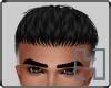 +H+ AM Hair : BLK
