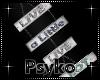 PB Derive Hang label