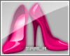 *MC* Hot Pink Heels