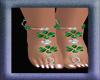 green gem feet