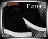 {RJ} Sneakers Black F