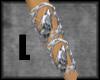 Wolf Pack Bracelet (L)