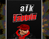 AFK Head Sign