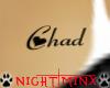chad tattoo