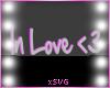 *SVG* In Love Sign
