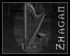 [Z] DH Harp ani Pose