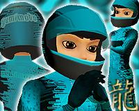 Yumimoto(Guy)Helmet-Elec