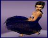 Fantazzia Blue Dress