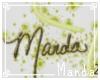 .M. Manda SUPPORT 25K