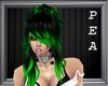 ! Lenka Black Green