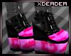 !D! PVC Booties #02