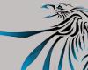Black & Blue Raven