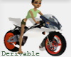 DERIVABLE CBR MOTO BIKE