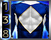 E Blue Ranger: Bodysuit
