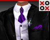 Wedding Full Suit Purple