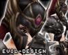 #Evil Centaur Helmet