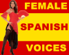 Spanish Female