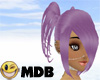 ~MDB~ PURPLE TEFANI HAIR