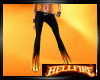 Hellfire Burning Flares