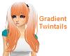 Gradient Twintails