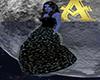 Gold Moon Dress