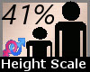Height Scale 41% F