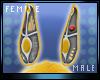 M * Glados Ears