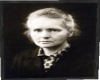 Marie Curie Framed