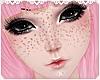 愛| Extra Cute Freckles