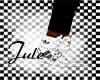J Nini White Shoes