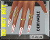 Derivable Nails w/ Rings