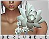 0 | Shoulder Flower LF