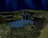 moonlight & water falls