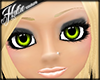 [Hot] Lime Sparkle Eyes