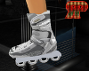 RP Inline Skates Silver