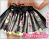 м| Baddy .Skirt |DRV