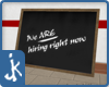 ARE hiring