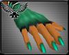 [Aluci] Jade Gloves/Nail