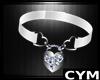 Cym Kitty Diamond Collar