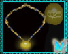 Eye of Ra necklace