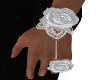 White-Wrist Corsage