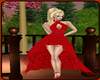 !   RED PASSION DRESS