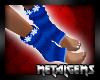 CEM Blue Winter Socks