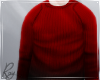 Crimson Sweater