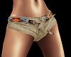 Summer Shorts Beaded 4