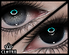 2Tone Eyes Grisse/Abyss