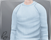 Powder Blue Sweater