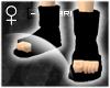 !T Ninja shoes black [F]
