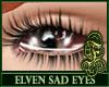 Elven Sad Unisex Albino